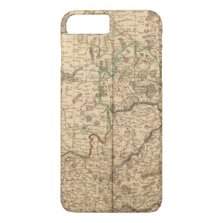 Roman roads and battlefields iPhone 7 plus case