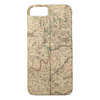 Roman roads and battlefields iPhone 8/7 case