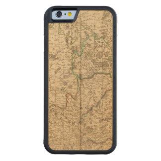 Roman roads and battlefields maple iPhone 6 bumper