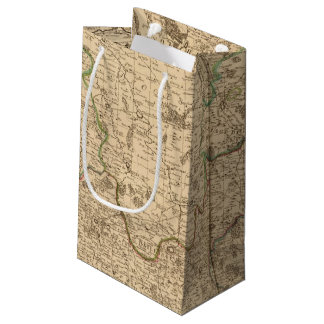 Roman roads and battlefields small gift bag