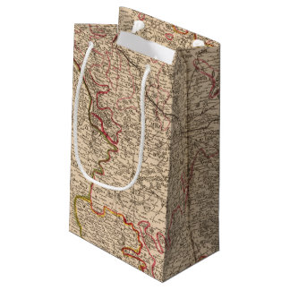 Roman roads and churches small gift bag