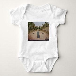 Roman ruins Tunisia Baby Bodysuit