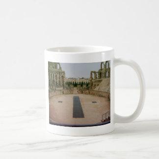 Roman ruins Tunisia Coffee Mug