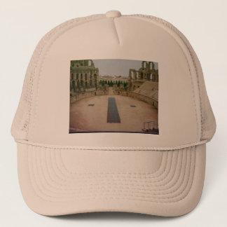 Roman ruins Tunisia Trucker Hat