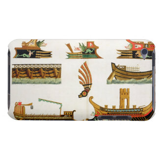 Roman Ships with details of figureheads, plate 23, Barely There iPod Case