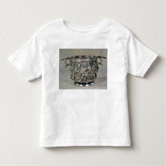Roman silver-gilt drinking cup toddler T-Shirt
