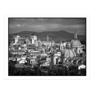 Roman Skyline Postcard Postcards