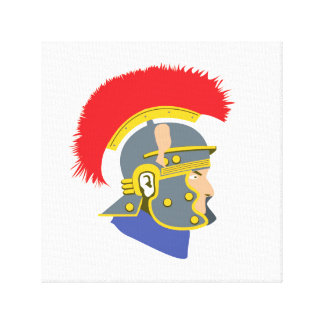 Roman Soldier Gallery Wrap Canvas