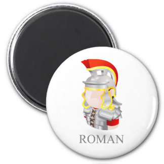 Roman soldier magnets