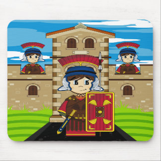 Roman Soldiers at Fort Mousepad