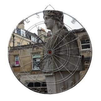 Roman Spa, Bath, England Dartboard