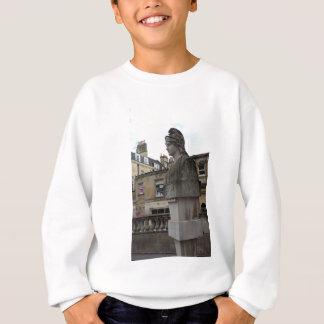 Roman Spa, Bath, England Sweatshirt