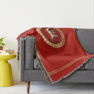 Roman Style Throw Blanket
