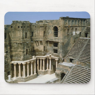 Roman theatre at Bosra , Syria Mouse Mat