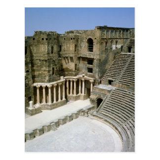 Roman theatre at Bosra , Syria Postcard