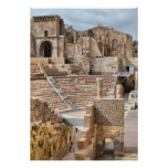 Roman Theatre, Cartagena, Spain Poster