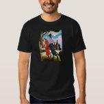 Romance by Thomas Hart Benton Shirt