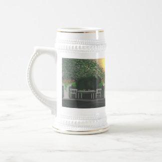 Romance Garden Stien Mugs