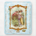 Romance in the Air  Marie Antoinette Mousepad