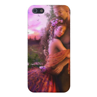 Romance iPhone 5/5S Cover