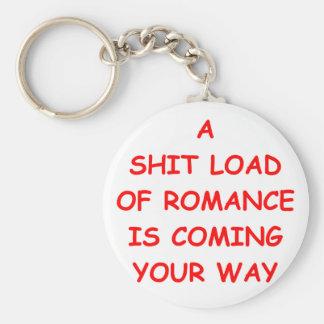 romance keychain
