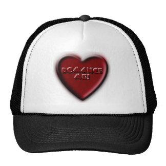 Romance Me Mesh Hats