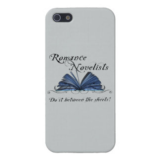 Romance Novelists Do It Between The Sheets! Case For The iPhone 5