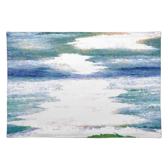 Romance of the Sea - Ocean Art Decor Place Mat