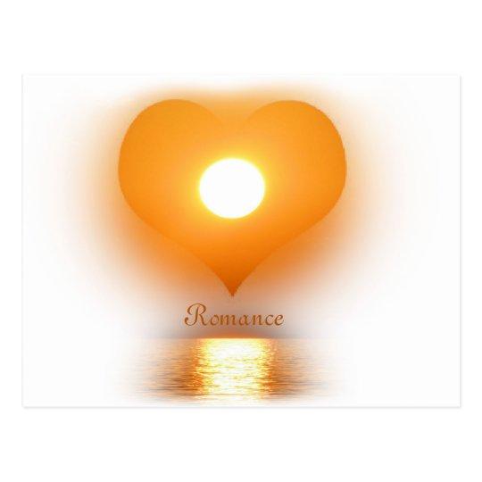 Romance sun perdition postcard