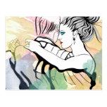Romance Tango Post Cards