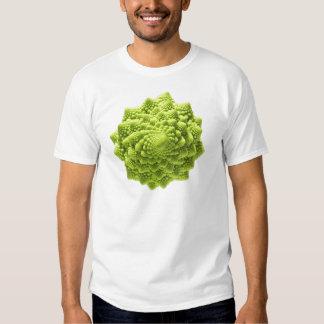 romanesco-phi tee shirts