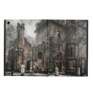 Romanescu castle cover for iPad air