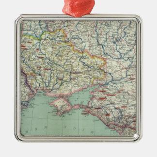 Romania Christmas Ornament
