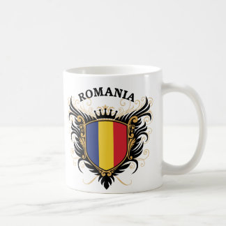 Romania Coffee Mug