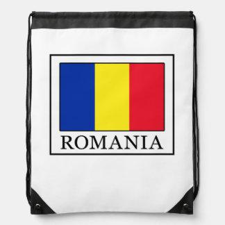 Romania Drawstring Bag