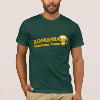 Romania Drinking Team T-Shirt