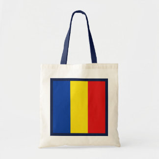 Romania Flag Bag