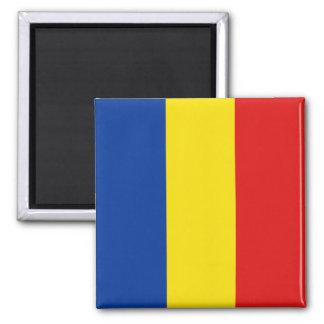 Romania Flag Magnet
