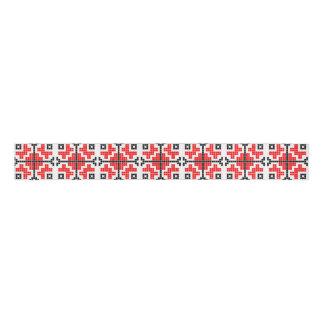 romania folk ethnic floral geometric motif costume grosgrain ribbon