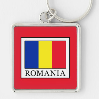Romania Key Ring