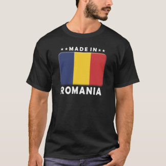 Romania Made T-Shirt