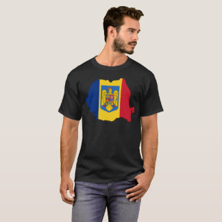 Romania Nation T-Shirt
