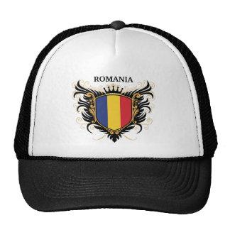 Romania [personalize] cap