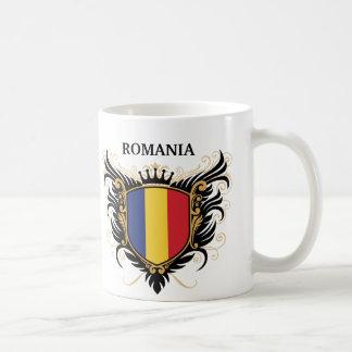 Romania [personalize] coffee mug