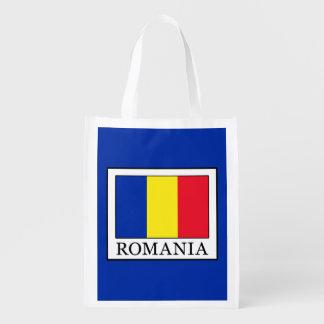 Romania Reusable Grocery Bag