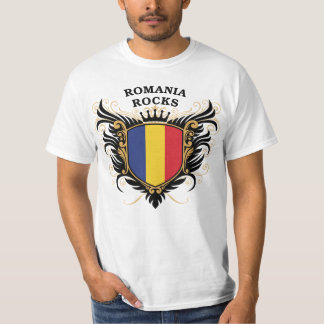 Romania Rocks T-Shirt