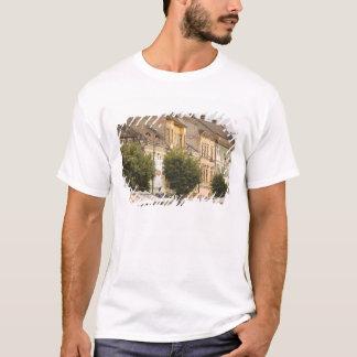 Romania, Sibiu. New Town. RF) T-Shirt