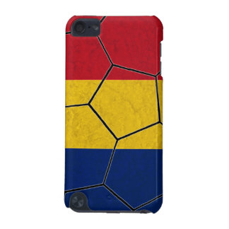 Romania Soccer iPod Touch Case