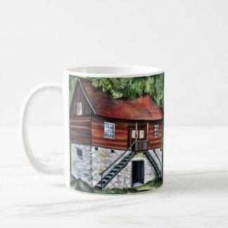 Romania - Traditional Transylvanian House Coffee Mug