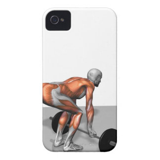 Romanian Deadlift 2 Case-Mate iPhone 4 Cases